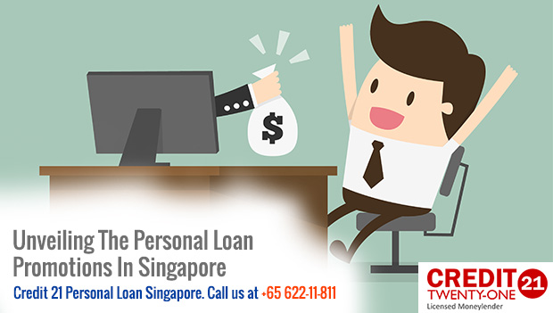 Unveiling The Personal Loan Promotions In Singapore