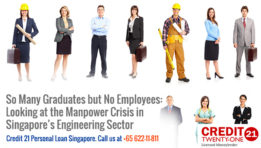 So Many Graduates but No Employees: Looking at the Manpower Crisis in Singapore's Engineering Sector