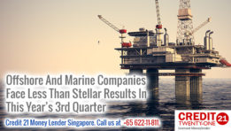 Offshore And Marine Companies Face Less Than Stellar Results In This Year's 3rd Quarter