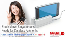 Study shows Singaporeans Ready for Cashless Payments