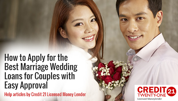 Applying for the Best Marriage Wedding Loans 2017 for Couples with Easy Approval