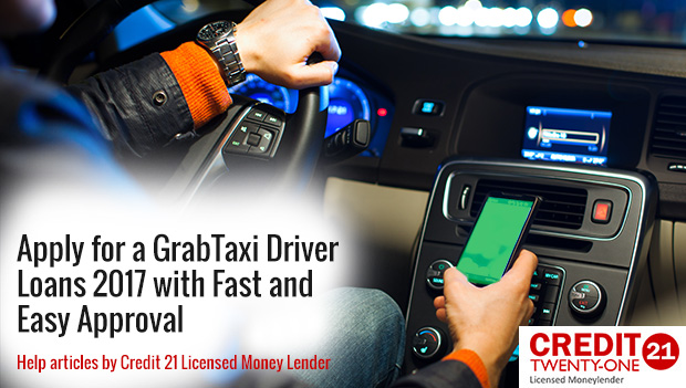 Apply for a GrabTaxi Driver Loans 2017 with Fast and Easy Approval