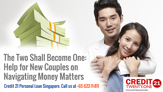 The Two Shall Become One: Help for New Couples on Navigating Money Matters