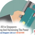 Credit Cards 101 in Singapore: Understanding And Harnessing The Power Of Credit Cards