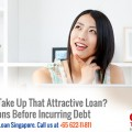 Should You Take Up That Attractive Loan? Considerations Before Incurring Debt