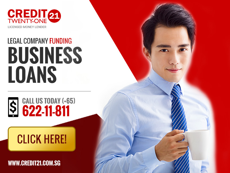 Credit 21 Business Loans