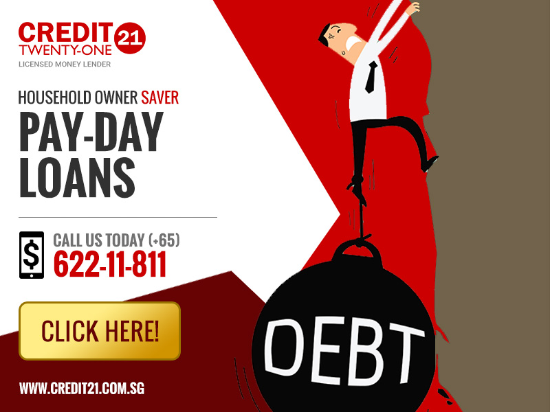 Credit 21 Payday Loans