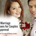 Apply for a Marriage Wedding Loans for Couples with Easy Approval