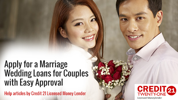 Apply for a Marriage Wedding Loans 2017 for Couples with Easy Approval
