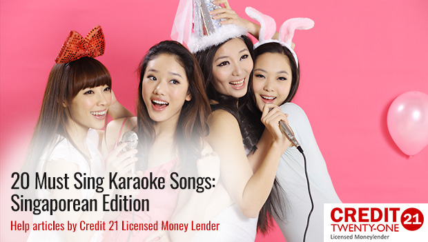 20 Must Sing Karaoke Songs in 2019: Singaporean Edition