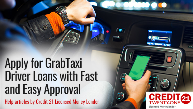 Apply for GrabTaxi Driver Loans 2018 with Fast and Easy Approval