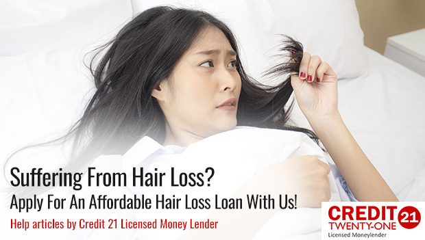 6 Signs Of Hair Loss And How Applying For A Hair Loss Loan Can Come In Handy Singapore 2019