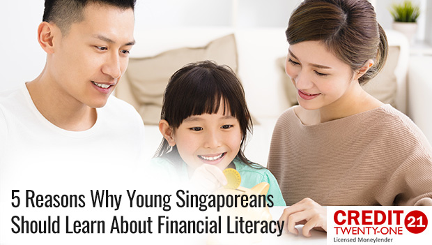 5 Reasons Why Young Singaporeans Should Learn About Financial Literacy