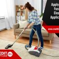Apply For A Fuss Free Electrical Appliances Loan