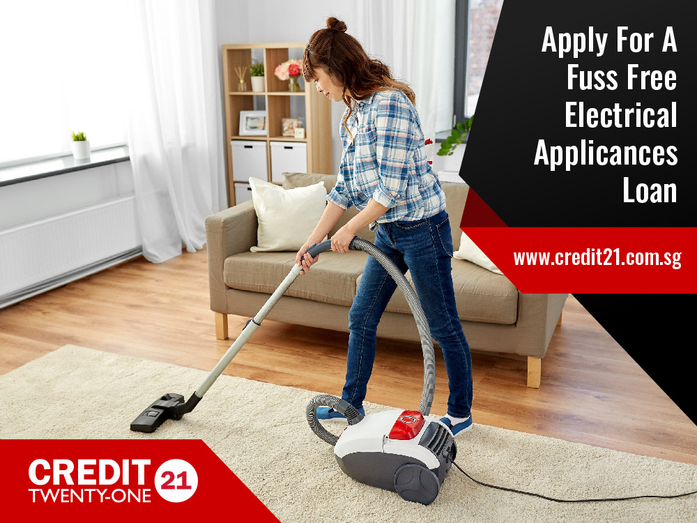 Apply For A Fuss Free Electrical Appliances Loan 2020