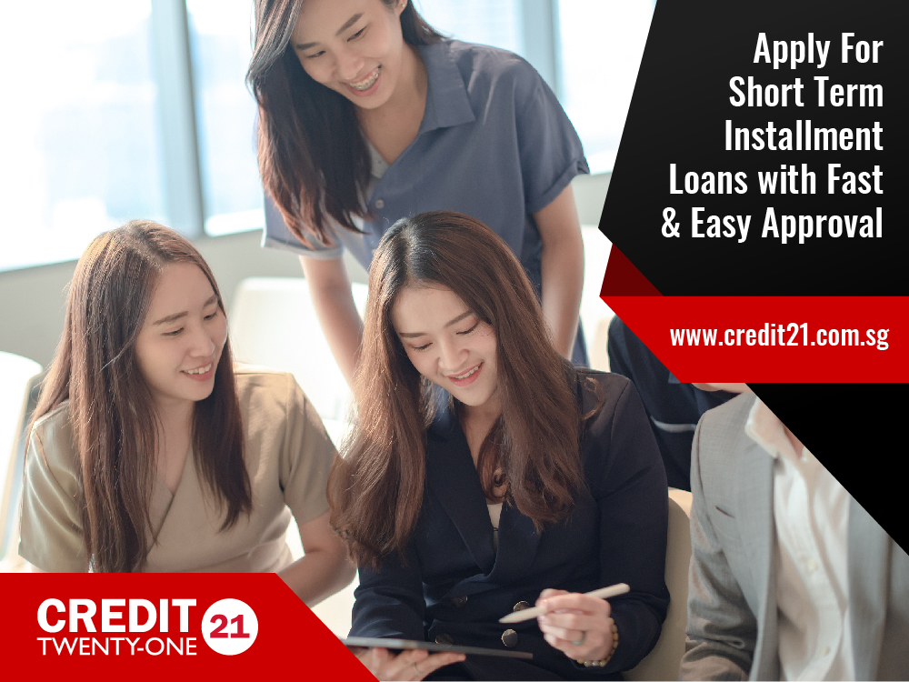 Apply for Short Term Installment Loans 2020 with Fast and Easy Approval