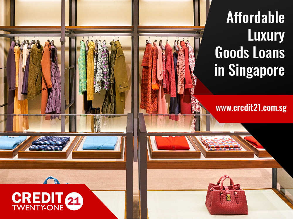 The Analogy Behind Why People Seek Luxury Goods In Singapore 2020 And How A Luxury Goods Loan Can Help
