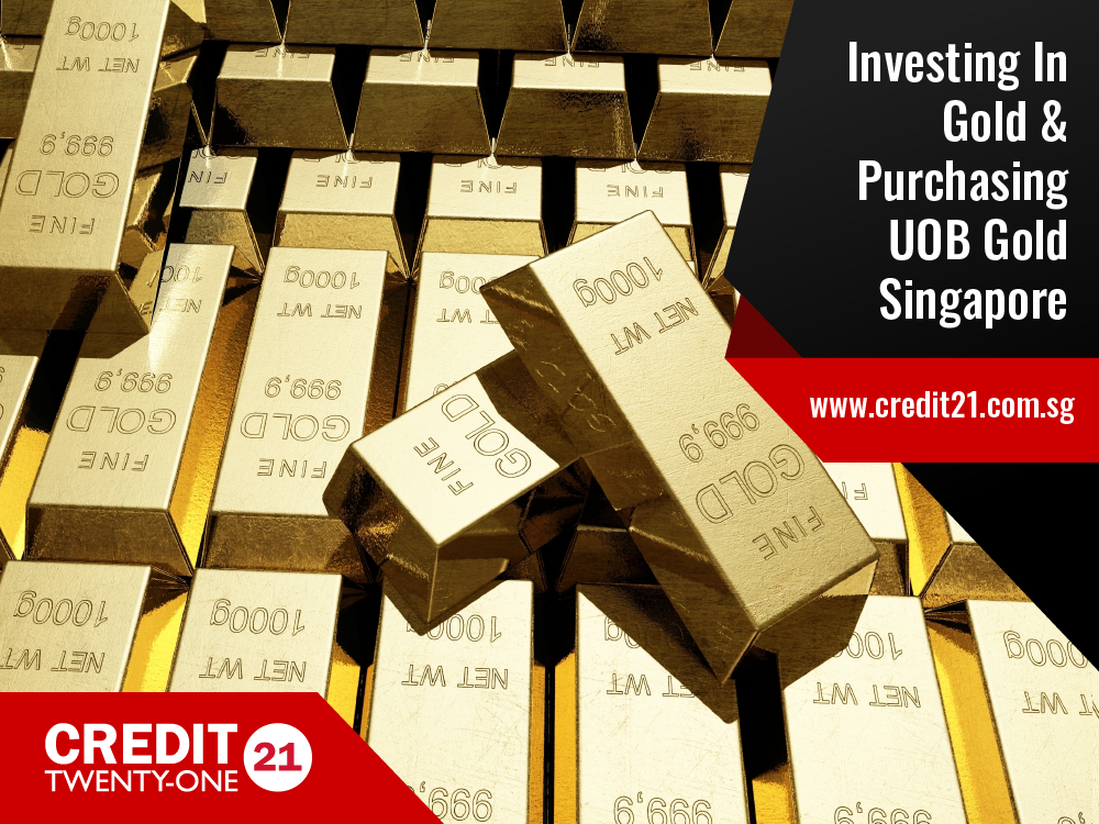 Investing In Gold And How To Purchase UOB Gold In Singapore