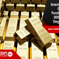 Investing In Gold & Purchasing UOB Gold Singapore Credit 21 Licensed Moneylender
