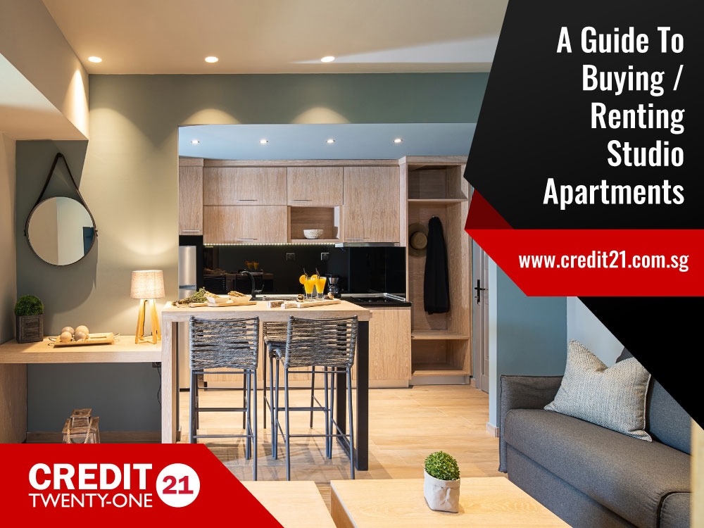 Your Best Studio Apartment Guide Singapore: Best Places To Buy/Rent Them 2020