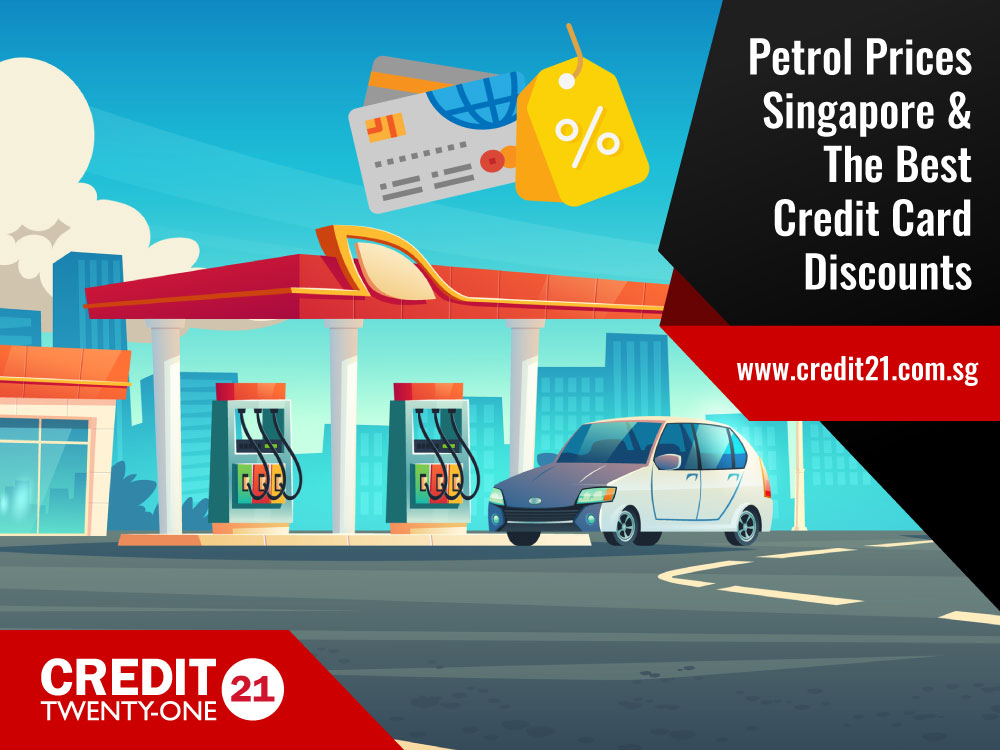All You Need To Know About Petrol Prices Singapore & Credit Card Discounts 2020
