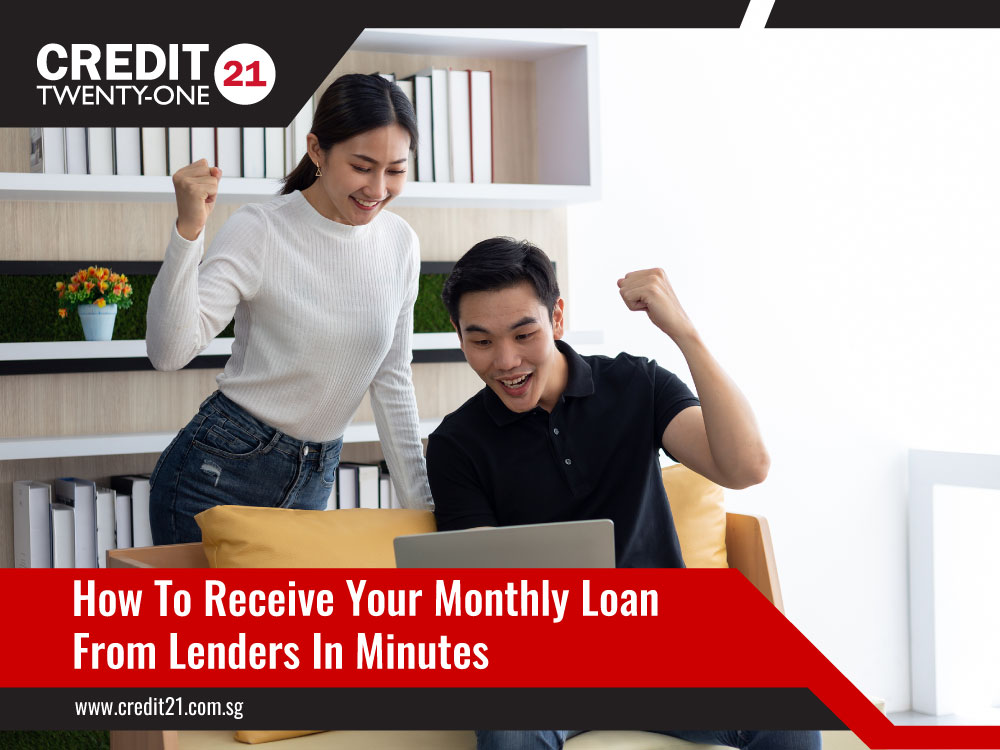 How-To-Receive-Your-Monthly-Loan-From-Lenders-In-Minutes