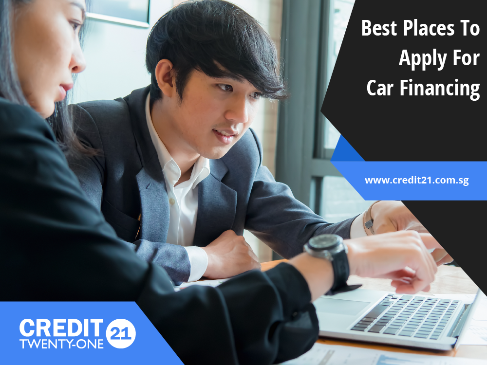 Best Places To Apply For Car Financing Car Loan Credit 21