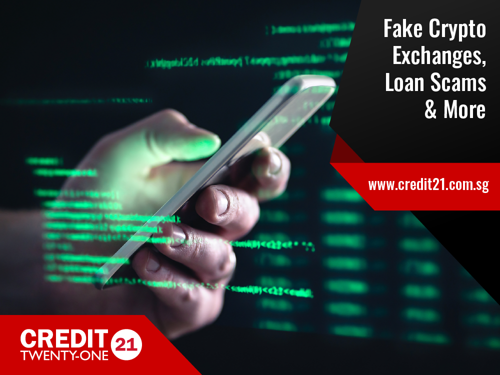 Types Of Crypto Scams In Singapore Credit 21