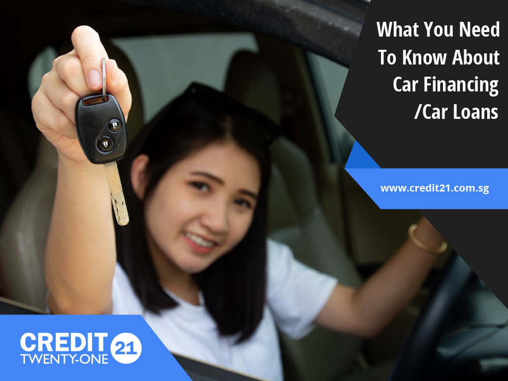 What You Need To Know About Car Financing Or Car Loans