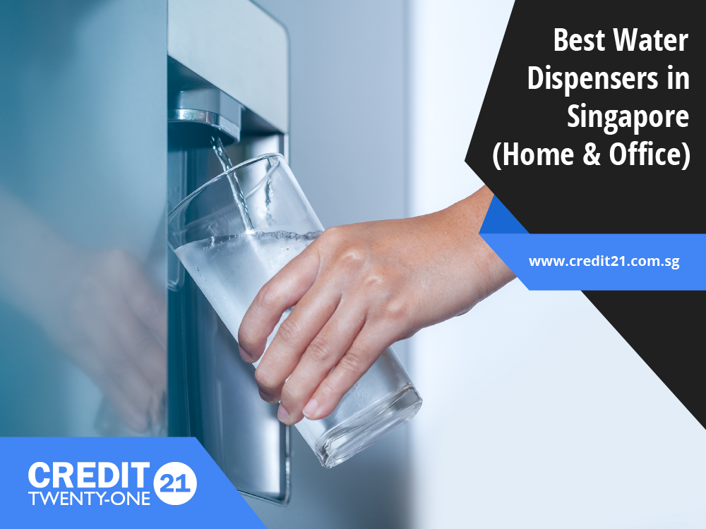 10 Best Water Dispensers in Singapore (For Home & Office)