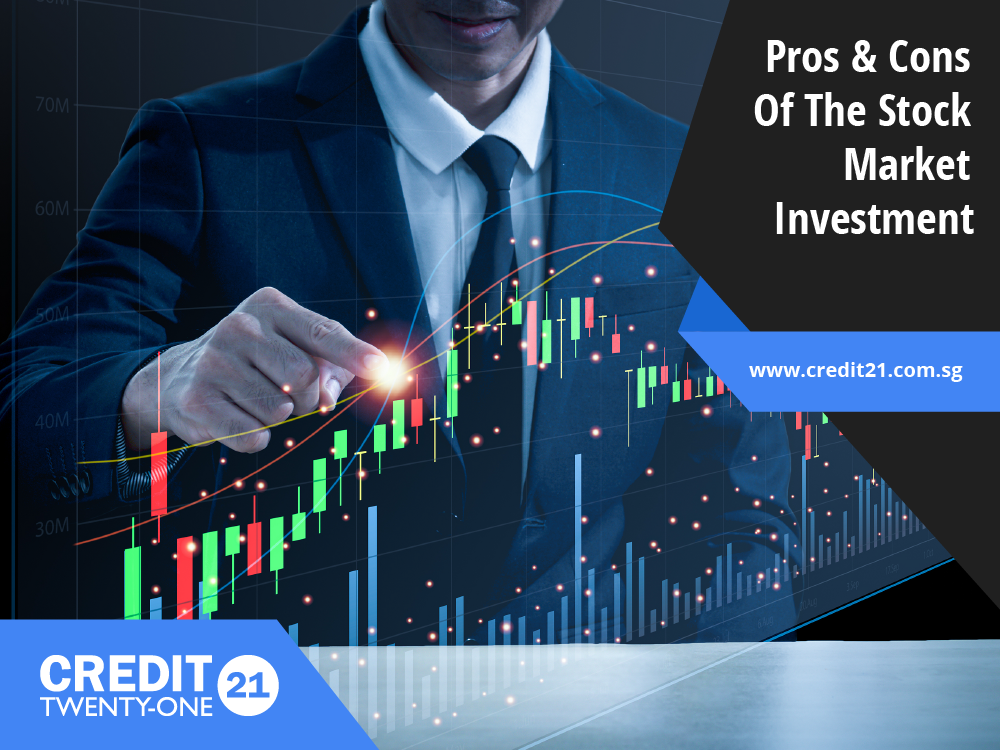 What Are The Pros & Cons Of The Stock Market Investment In Singapore